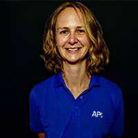 Kate Southall, Physiotherapist, Accelerate Performance Centre, Sheffield.